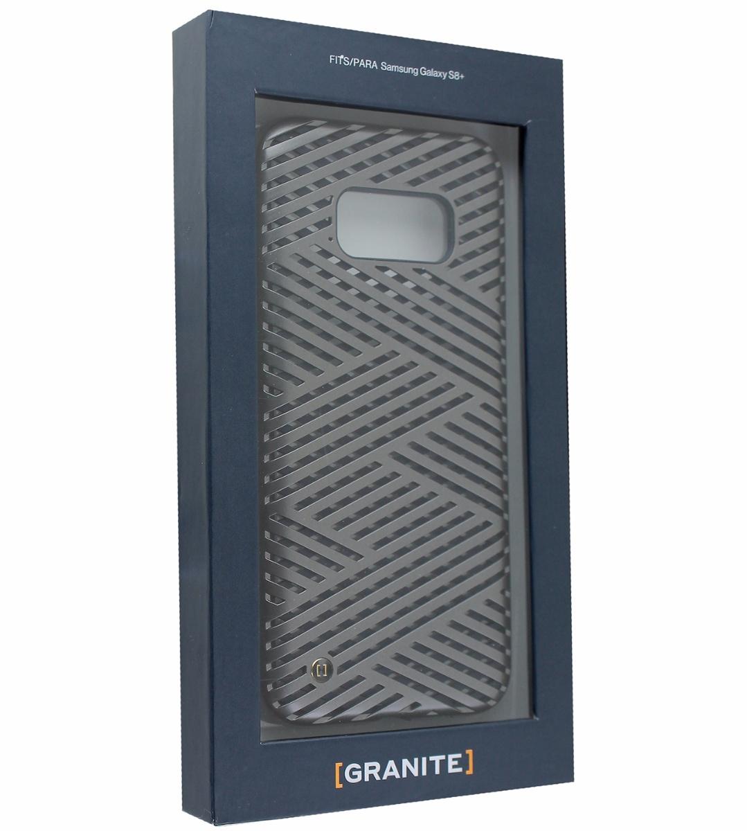 Granite Kaiser Series Slim Case Cover for Samsung Galaxy S8+ Plus - Gray