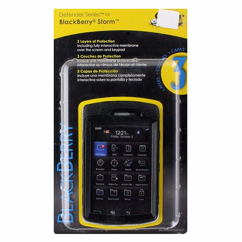 OtterBox Defender Series Case for BlackBerry Storm 9530 - Black