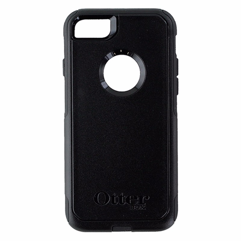 OtterBox Commuter Series Dual Layer Case for Apple iPhone 8 and iPhone 7 - Black