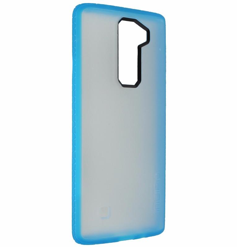 Incipio Octane Series Hardshell Hybrid Case Cover for LG K8v - Frost / Blue