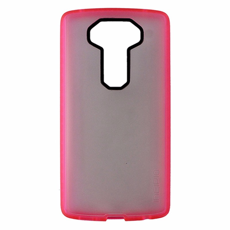Incipio Octane Hybrid Impact Protective Case Cover for LG V10 - Frost / Pink