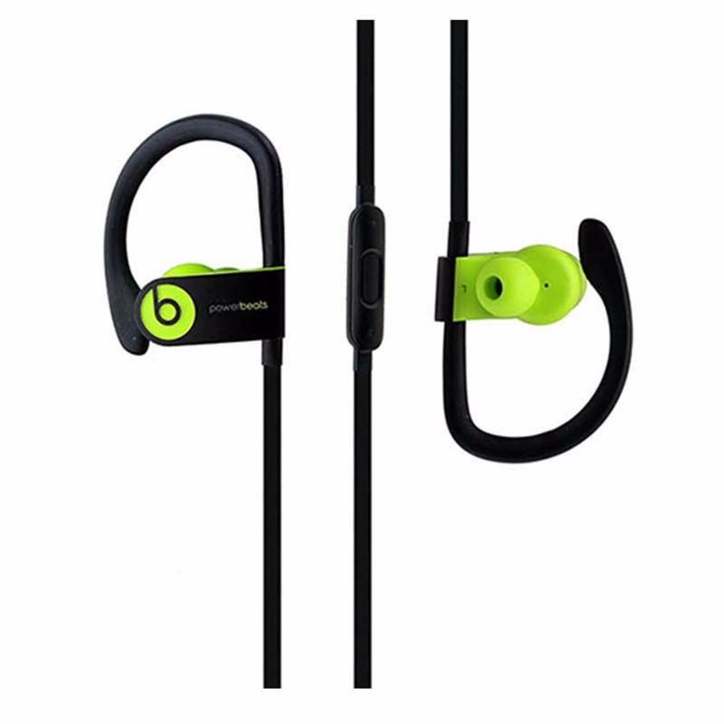 Beats Powerbeats3 Series Wireless Ear-Hook Headphones (MNN02LL/A) - Shock Yellow