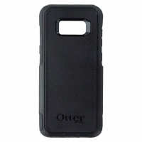 OtterBox Commuter Case Cover for Samsung Galaxy S8+ (Plus) Smartphone - Black