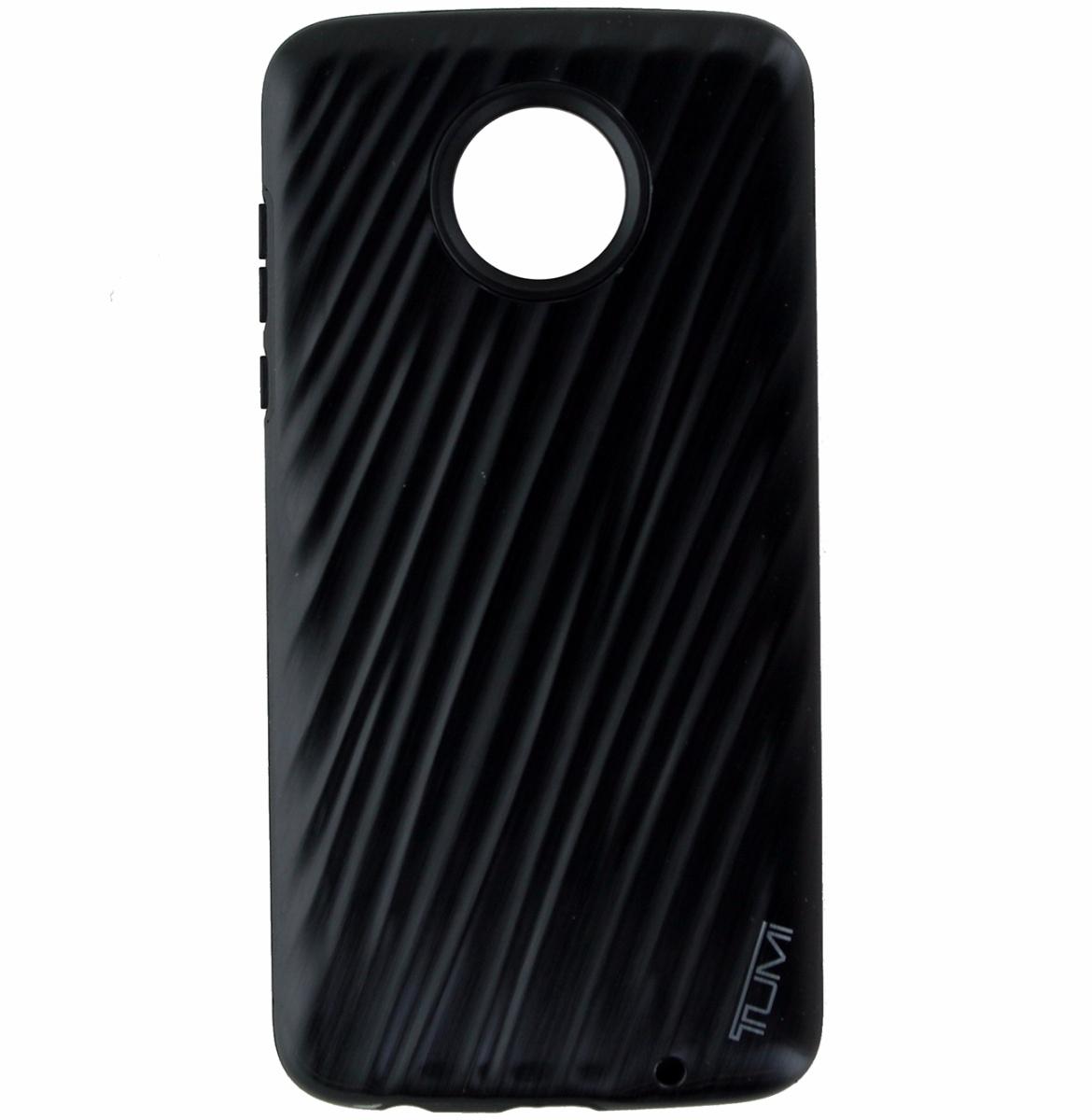 Tumi 19 Degree Series Hybrid Hard Case For Motorola Moto Z2 Play - Black