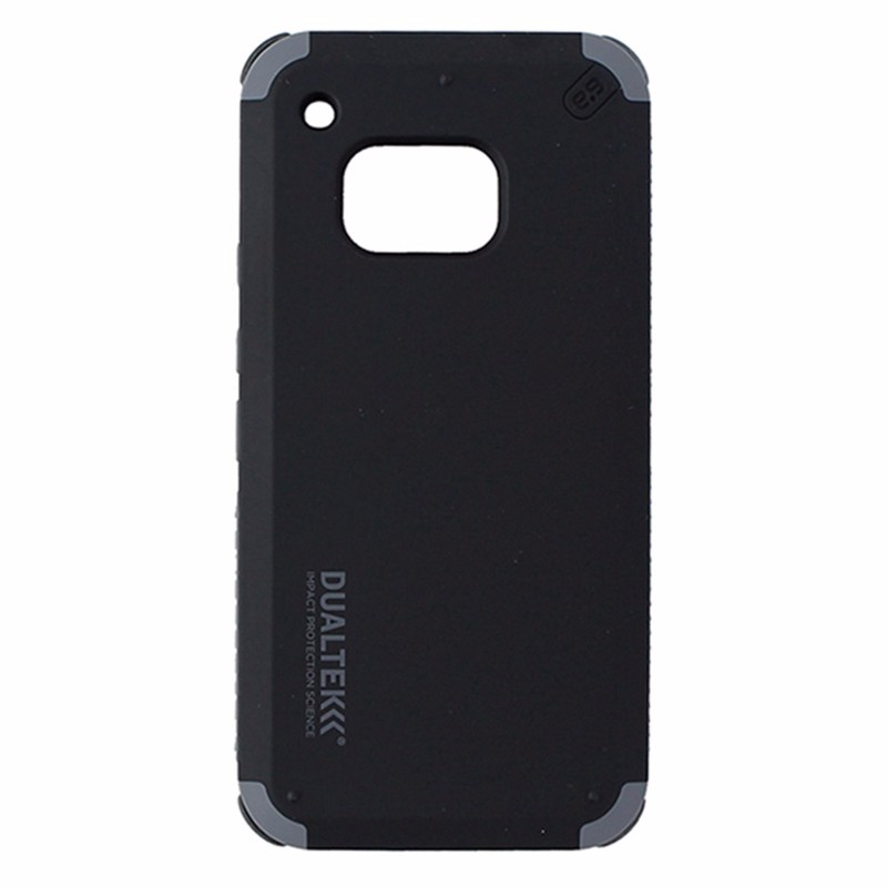 PureGear DualTek Series Extreme Shock Case for HTC One M9 - Matte Black