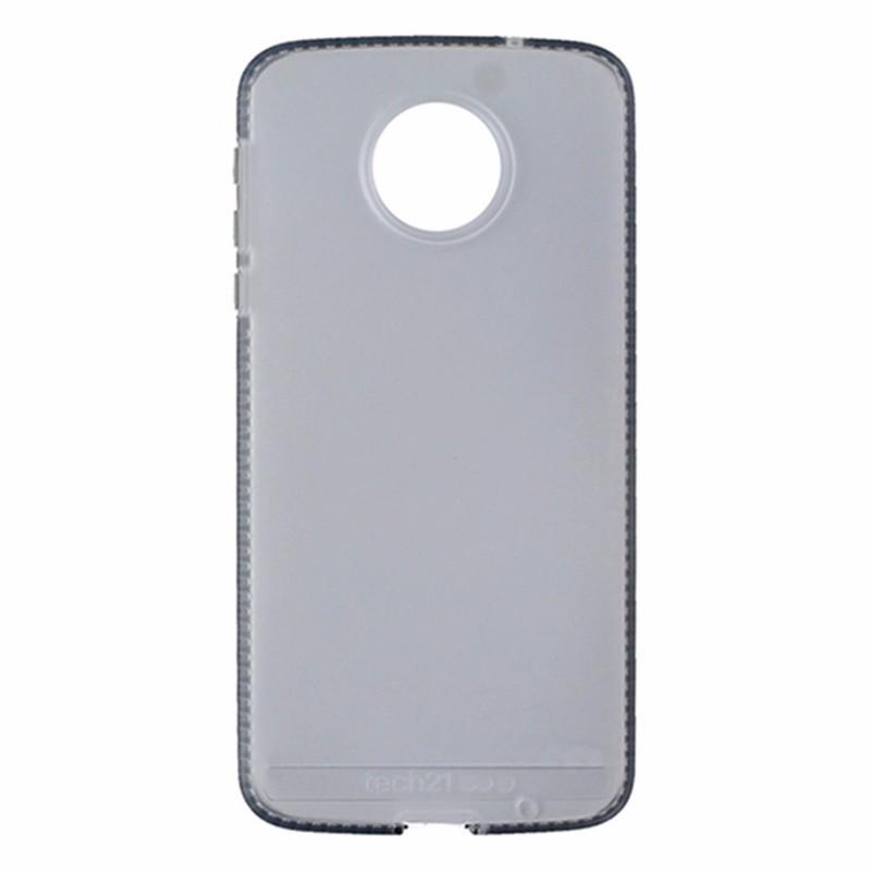 Tech21 Impact Clear Series Hybrid Case for Motorola Moto Z Droid - Frost / Clear