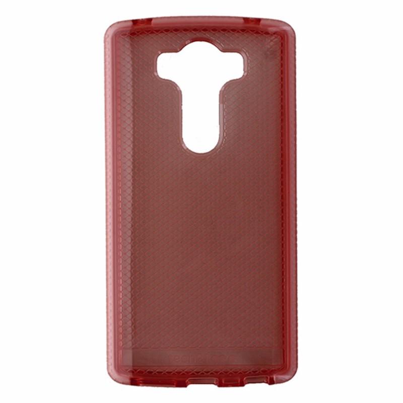 Tech21 Evo Check Series Flexible Gel Case for LG V10 - Pink / White
