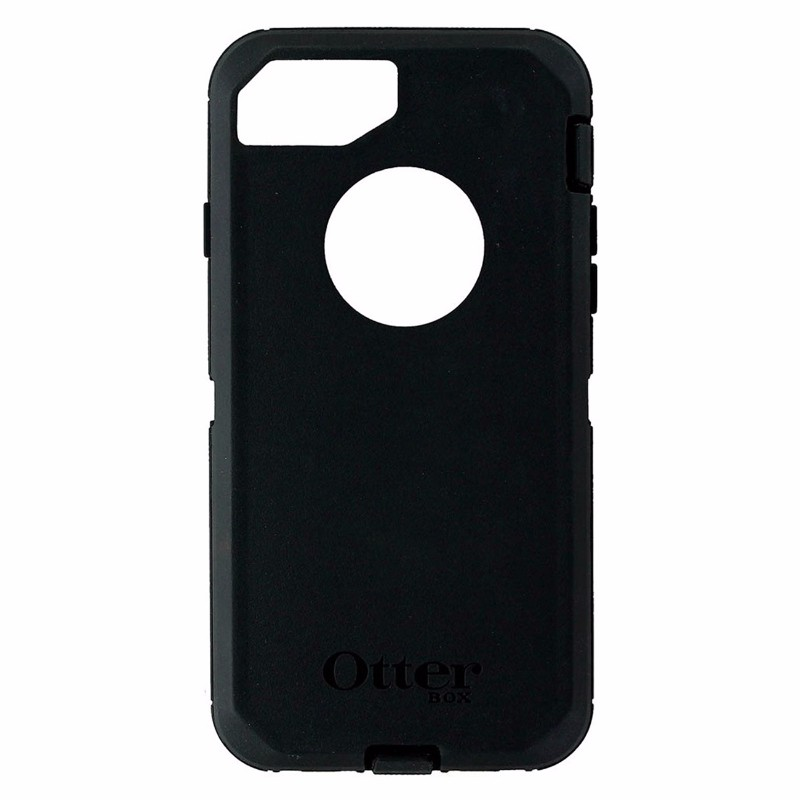 OtterBox Replacement Exterior Rubber Shell for iPhone 7 Defender Cases - Black
