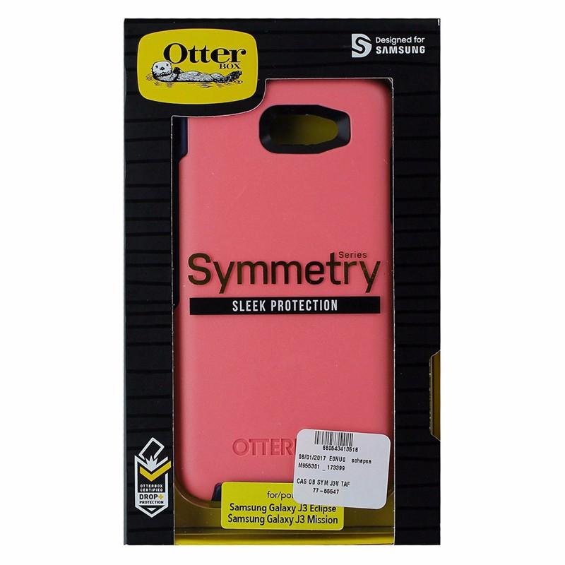 OtterBox Symmetry Series Case for Samsung Galaxy J3 - Pink /Dark Blue