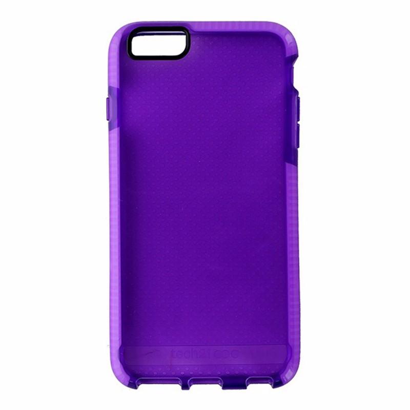 Tech21 Evo Mesh Series Gel Case for Apple iPhone 6 Plus/6s Plus - Purple