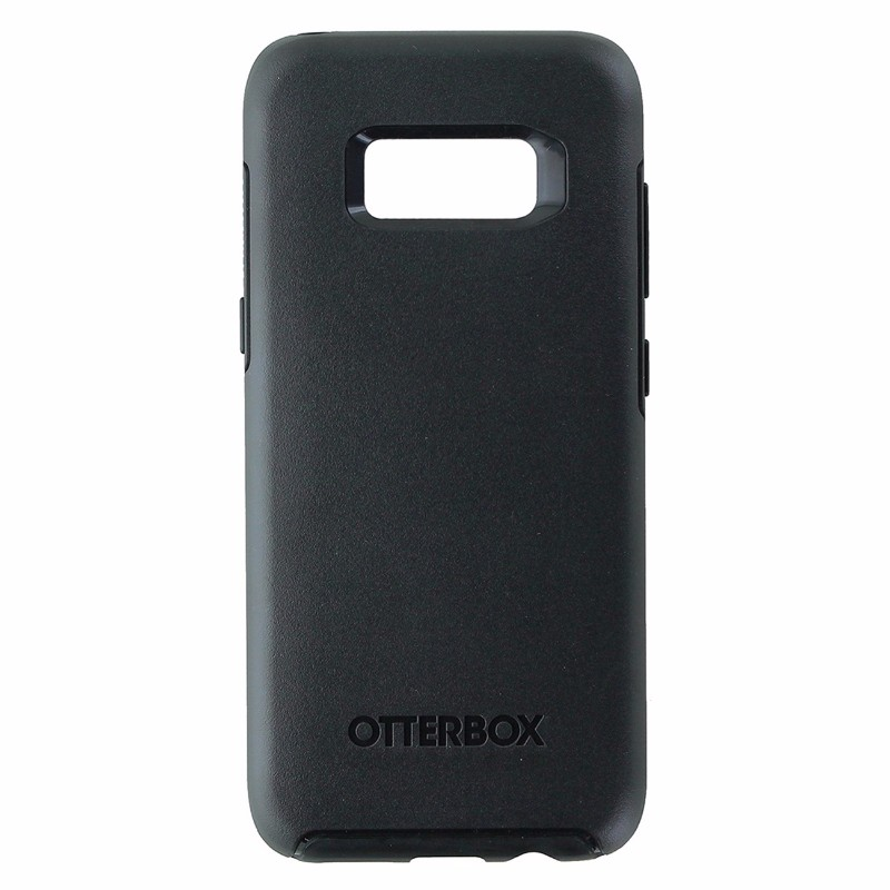 OEM OtterBox Symmetry Case Cover For Samsung Galaxy S8 Smartphone - Black