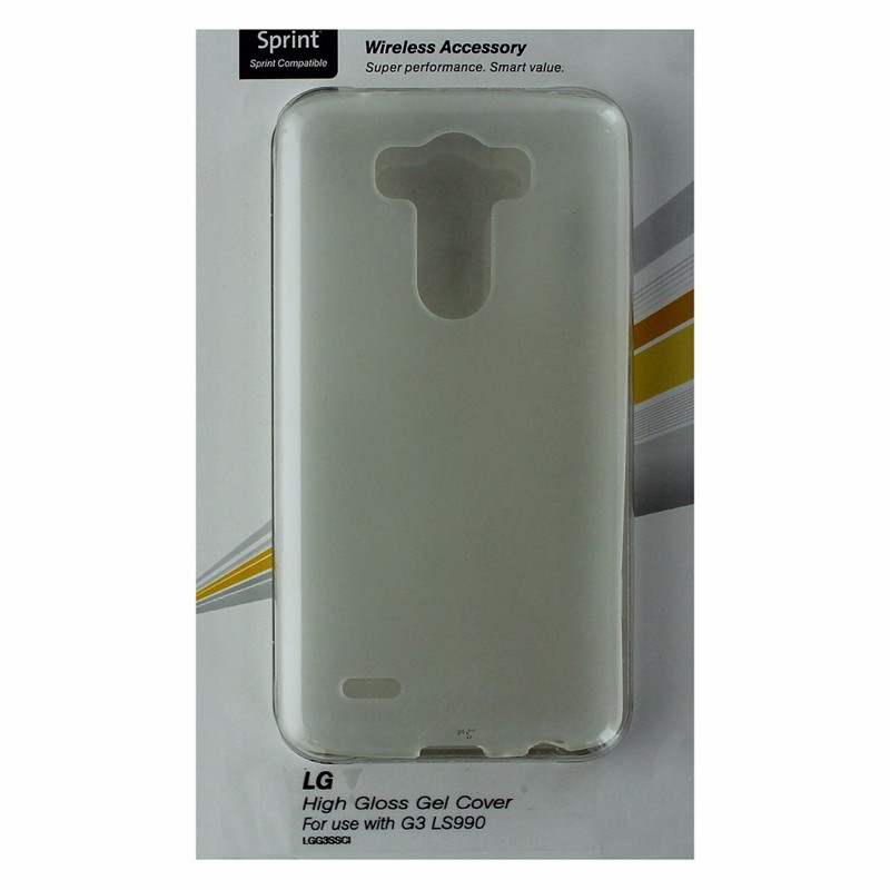 Gel Cover for LG G3 - Frost
