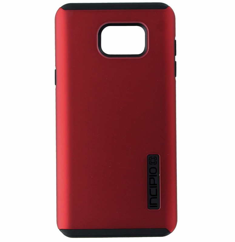 Incipio DualPro Dual Layer Case Cover Samsung Galaxy Note 5 - Dark Red / Black