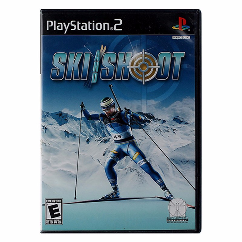 Ski and Shoot - PlayStation 2 - 2008