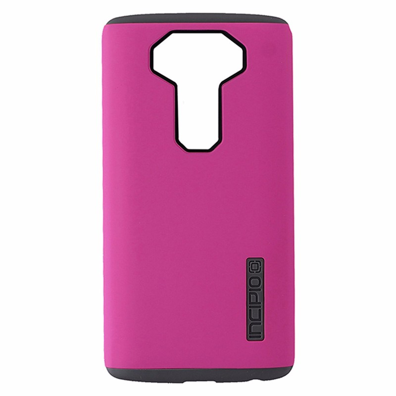 Incipio DualPro Dual Layer Case for LG V10 - Pink / Gray