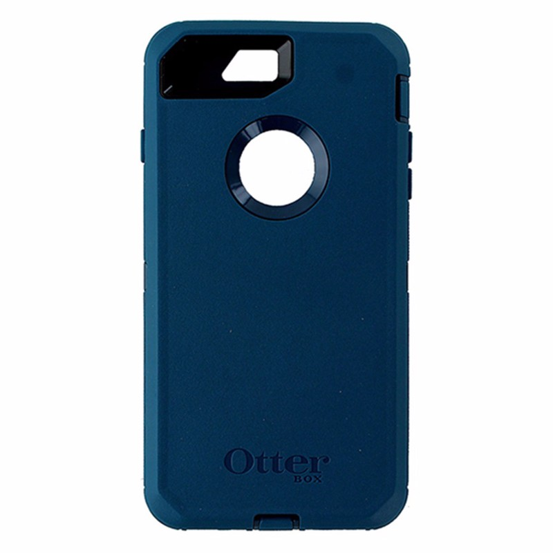 OtterBox Defender Case for iPhone 8 Plus/7 Plus - Bespoke Way (Stormy Seas Blue)