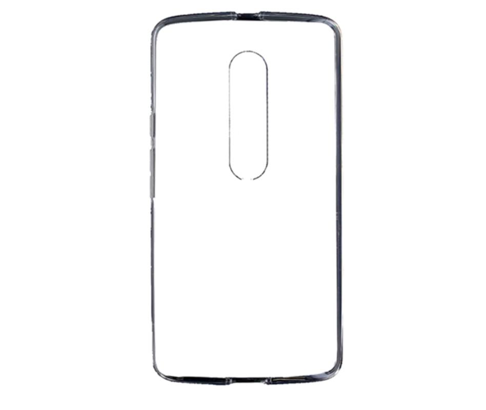 PureGear Slim Shell Hybrid Case for Motorola Droid Maxx 2 / X Play - Clear