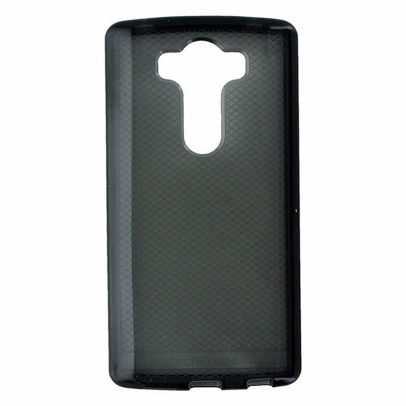 Tech21 Evo Check Series Flexible Gel Case for LG V10 - Smoke / Black