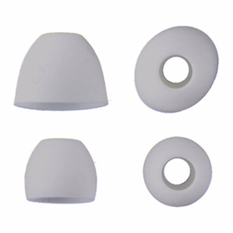 OEM Samsung Replacement Ear Gels for Samsung Headphones - White - EO-EG900BW