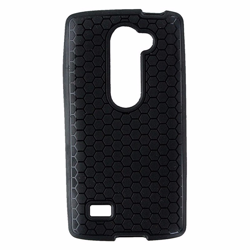 T-Mobile Flex Protective Gel Case for LG Leon - Black