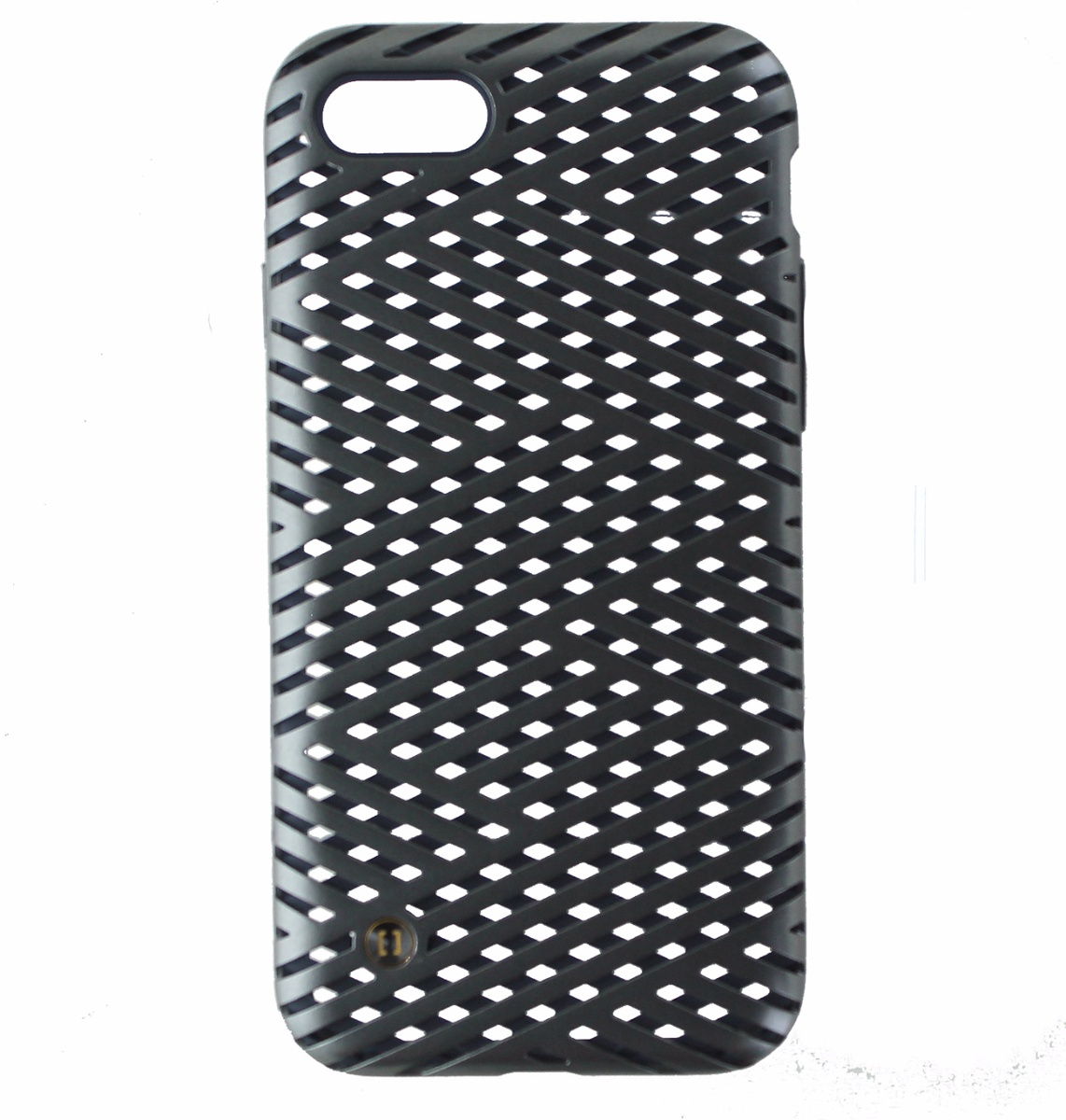 Granite Kaiser Series Slim Case Cover for Apple iPhone 8 and iPhone 7 - Gray