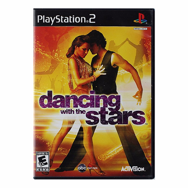 Dancing with the Stars - Playstation 2 - 2007