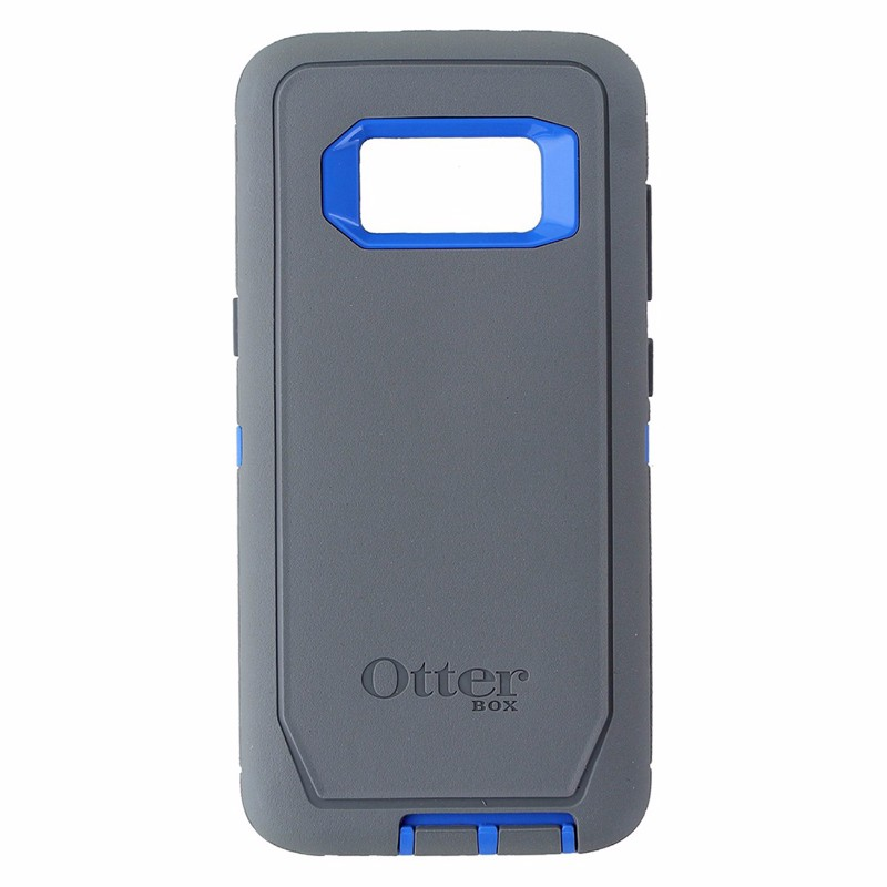 OtterBox Defender Screenless Series Case for Galaxy S8- Marathoner (Blue / Gray)