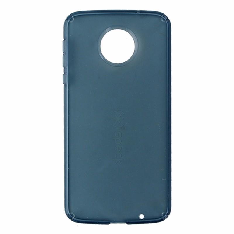 Speck CandyShell Series Hardshell Case Cover for Moto Z Droid - Rainstorm Blue