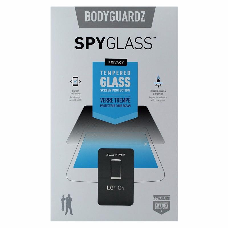 BodyGuardz SpyGlass Series Privacy Tempered Glass for LG G4 - Tinted