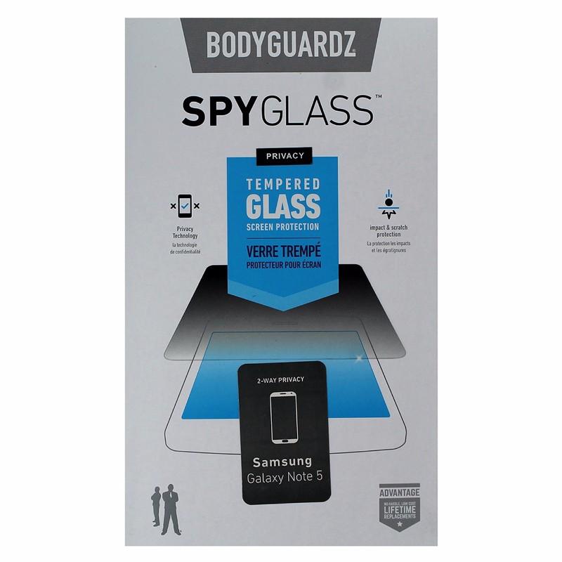 BodyGuardz SpyGlass Privacy Screen Protector for Samsung Galaxy Note 5