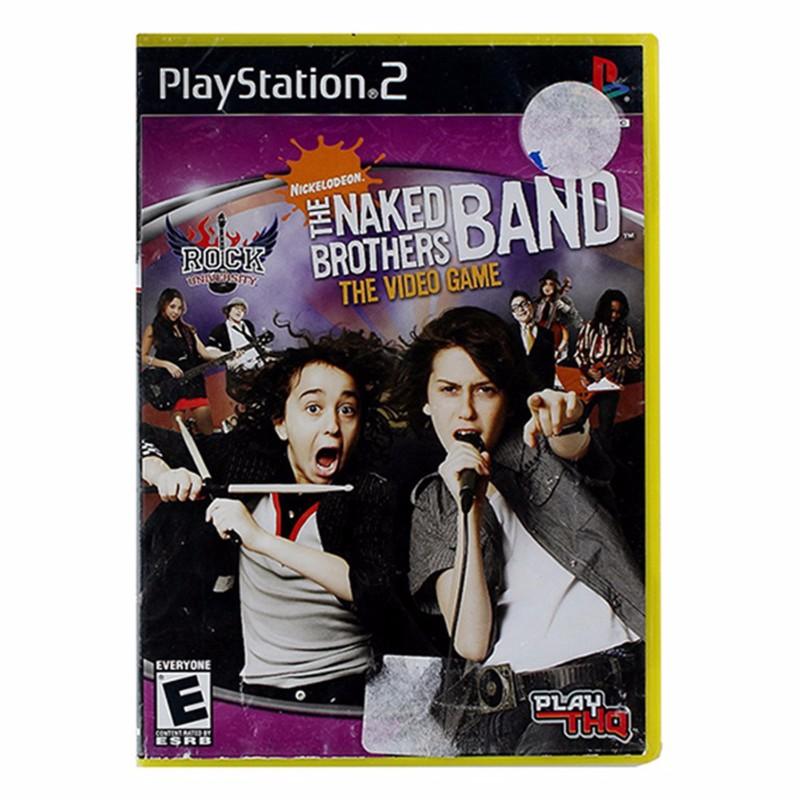 Naked Brothers Band - PlayStation 2