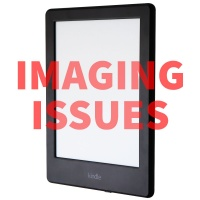 Amazon Kindle 8th Gen E-Reader with 6-Inch Touchscreen Display - Black