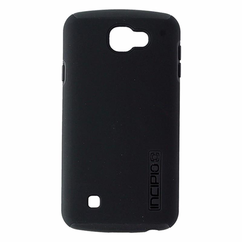 Incipio DualPro Dual Layer Protection Case for LG K4 - Matte Black