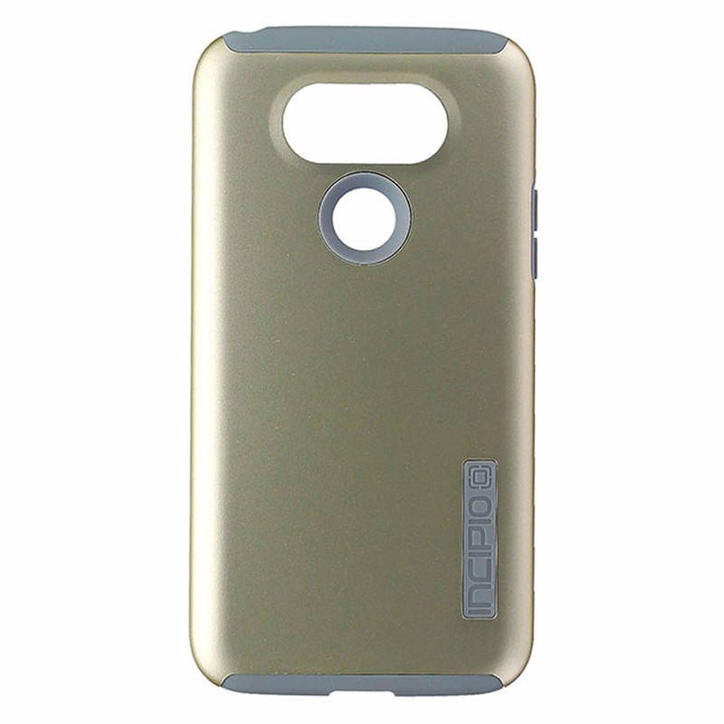 Incipio DualPro Dual Layer Case for LG G5 - Champagne / Gray / Dull Gold