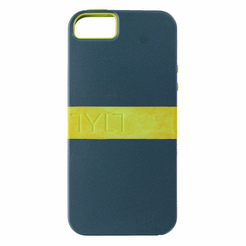 TYLT Band Shield ultra-slim impact resistant case for iPhone 5/5s - Lime Green