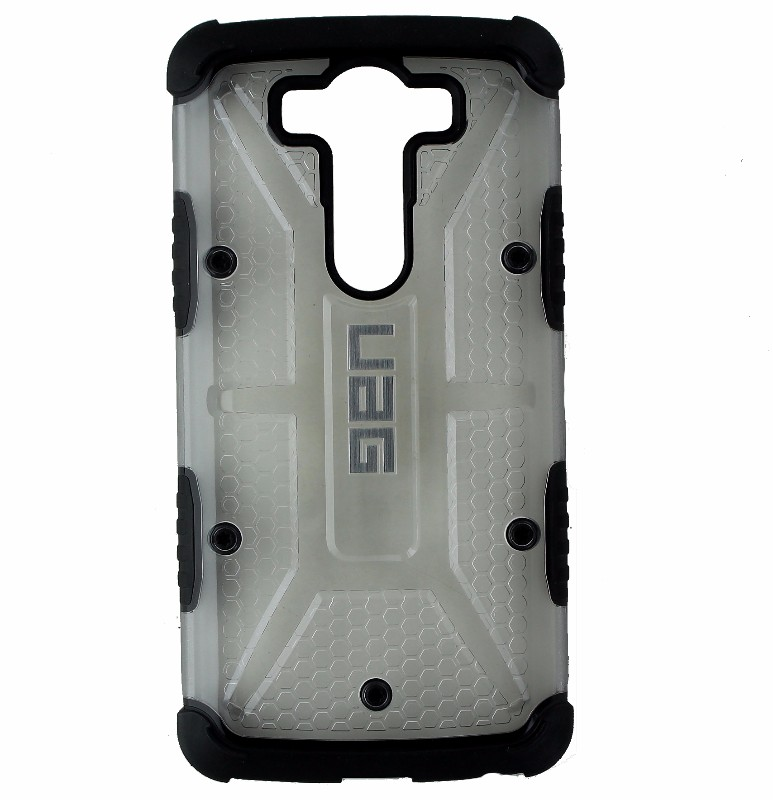 Urban Armor Gear Composite Hardshell Case Cover for LG V10 - Clear / Ice / Black