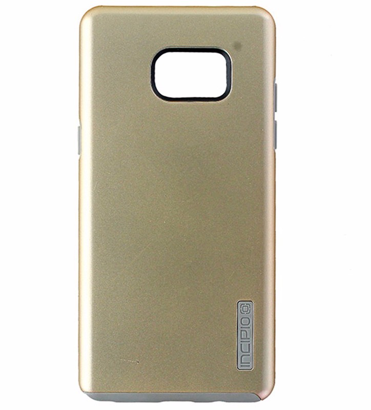 Incipio DualPro Dual Layer Case for Samsung Galaxy Note7 - Dull Gold /Light Gray