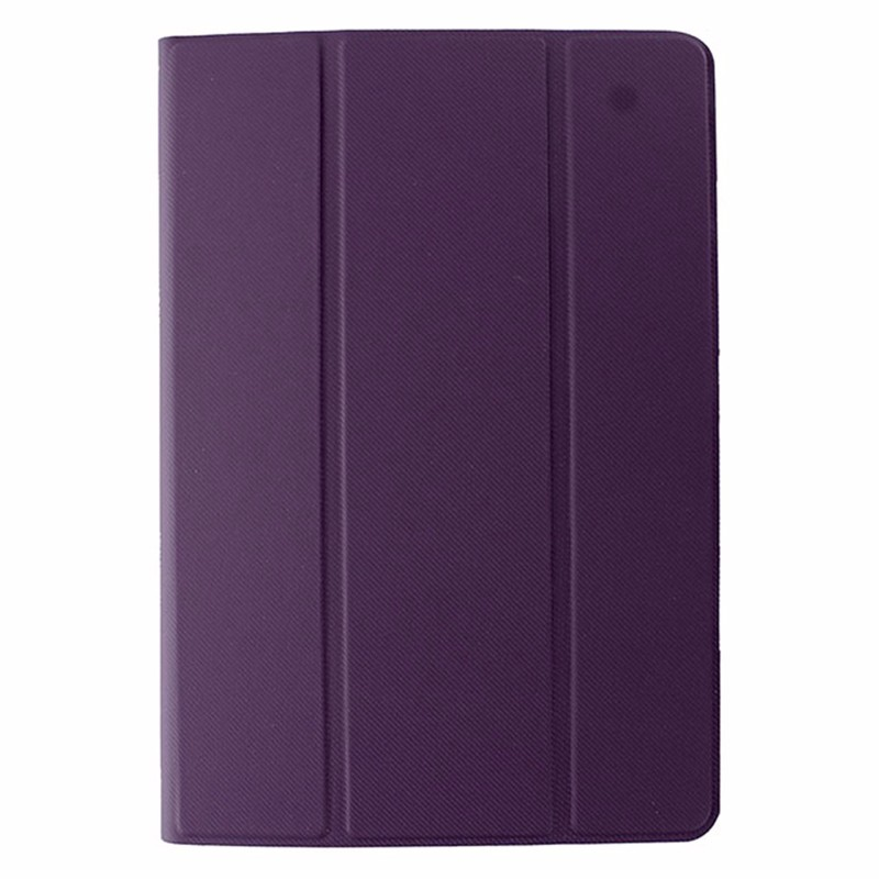 Skech Universal Folio Case Cover fits all Tablets 7-8 Inches - Purple / Black