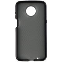 Tech 21 Evo Check Series Case for Motorola Moto Z3 - Smokey/Black