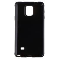 Verizon High Gloss Durable Gel Case for Samsung Galaxy Note 4 - Black