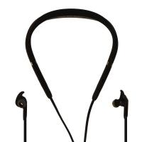 Jabra Elite 45e Wireless In-Ear Earbuds w/ Memory Wire Neckband - Black / Copper
