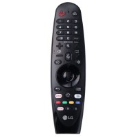 LG Magic Remote Control for LG TVs - Black (AN-MR198A)