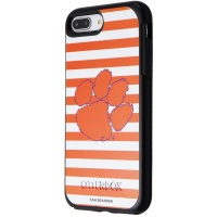 OtterBox Symmetry Series Case for iPhone 8 Plus/ iPhone 7 Plus - Striped Clemson