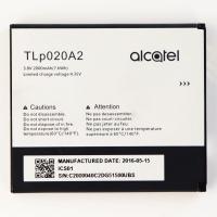 Alcatel Li-Polymer 2000mAh OEM Battery (TLp020A2) 3.8V OneTouch POP S3 STAR A845