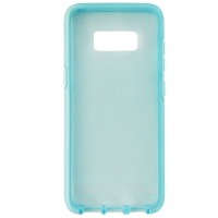 tech21 Evo Check Series Protective Case Cover for Galaxy S8 - Light Blue
