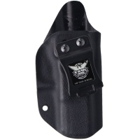We the People Pistol Holster with Belt Clip - Black
