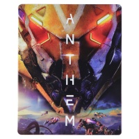 NO GAME INCLUDED - EA Anthem Collectible Steelbook Case