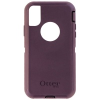 Otterbox Defender Replacement External Shell for iPhone X Defender Cases -Purple