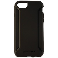 tech21 Evo Tactical Series Protective Case Cover for iPhone 6s 6 - Black / Red