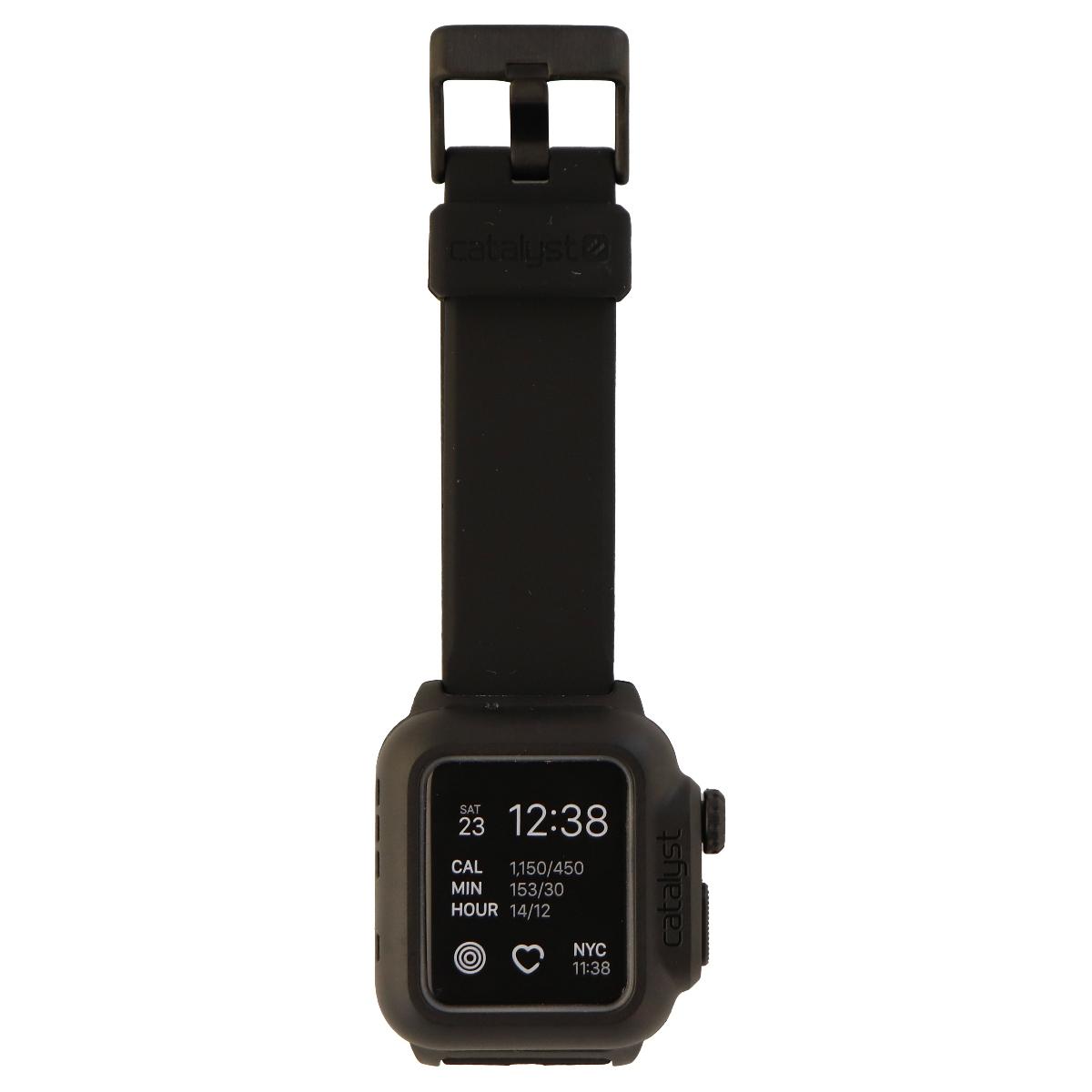 Catalyst Case for Apple Watch 38mm Series 2 - WaterProof - Stealth Black